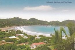CARTOLINA - POSTCARD - NICARAGUA - BAHIA DE SAN JUAN DEL SUR, RIVAS - Nicaragua