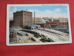 Pennsylvania > Pittsburgh  R.R. Station    Ref 2826 - Pittsburgh