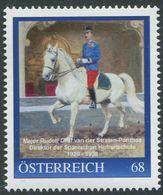ÖSTERREICH / 8116025 / Major Rudolf Graf Van Der Straten-Ponthoz / Postfrisch / ** / MNH - Private Stamps