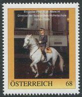 ÖSTERREICH / 8116026 / Brigadier Prof. Kurt Albrecht / Postfrisch / ** / MNH - Private Stamps