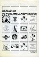 Tijdschrift Hobbyclub De Verzamelaarsvrienden, Jg. 15 - Nr. 5/6 (augustus 1982) - Zie Beschrijving - Tijdschriften