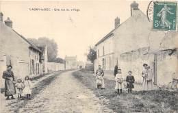 60 - OISE / Lagny Le Sec - 603057 - Une Rue Du Village - Beau Cliché Animé - France