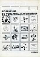 Hobby - Verzamelen / Tijdschrift Hobbyclub De Verzamelaarsvrienden, Jg. 15 - Nr. 3/4 (april 1982) - Zie Beschrijving - Tijdschriften