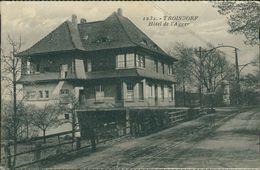 AK Troisdorf, Hotel De L'Agger, Um 1925 (28553) - Troisdorf