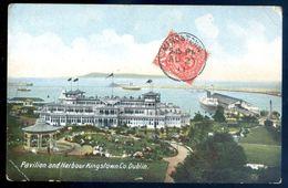 Cpa Irlande Dublin Pavilion And Harbour Kingstown Co  SEP17-92 - Dublin