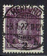 *DR 1926 // Mi. 395 O (015.962) - Deutschland