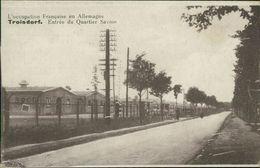AK Troisdorf, Entrée Du Quartier Savoie, Ca. 1920er Jahre (28557) - Troisdorf
