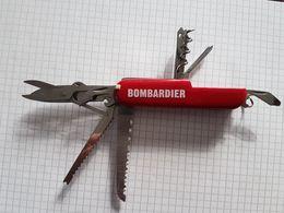 Couteau Suisse Bombardier - Armas Blancas