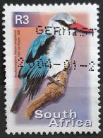 ÁFRICA DEL SUR 2000 Fauna And Flora - Birds. USADO - USED. - África Del Sur (1961-...)