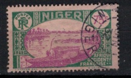 NIGER       N°  YVERT   43   ( 10 )     OBLITERE       ( SD ) - Used Stamps