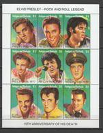 Antigua 1992 Elvis Presley Sheetlet MNH - Elvis Presley