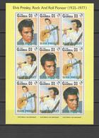 Gambia 1993 Elvis Presley Sheetlet MNH - Elvis Presley