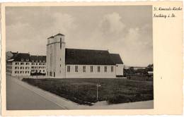 St. Konrads-Kirche Freibürg I. Br. - Freiburg I. Br.