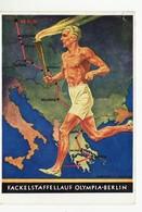 3239 GERMANY OLYMPIC GAMES BERLIN 1936 FACKELSTAFFELLAUF OLYMPIA - BERLIN - Olympische Spelen
