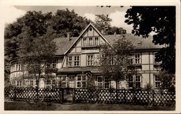CPSM Originale Allemagne - Reiser Kr. Mühlhausel Genesungsheim - Reiser Kr. Mühlhausel Maison De Convalescence - - Deutschland