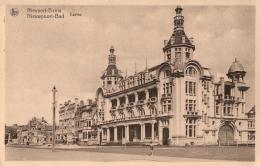 BELGIQUE - FLANDRE OCCIDENTALE - NIEUPORT - NIEUWPOORT - Casino. - Nieuwpoort