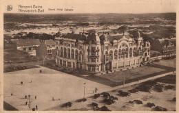 BELGIQUE - FLANDRE OCCIDENTALE - NIEUPORT - NIEUWPOORT - Grand Hôtel Sabepa. - Nieuwpoort