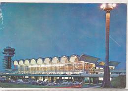 Romania Old Uncirculated Postcard - Aerophilately - Bucharest - Otopeni Airport - Aerodrome