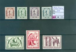 998-1004   Xx Côte 34€ - Unused Stamps