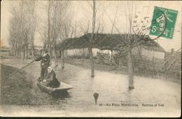 Au Pays Maraichin - Bourrine Et Yole - Non Classificati