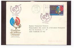 Portugal 1983 -  Alliance Française Centenário - 1910-... République