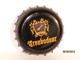 Capsules Ou Plaques De Muselet  BIÈRE TROUBADOUR NOIRE IMPÉRIAL STOUT - Bier