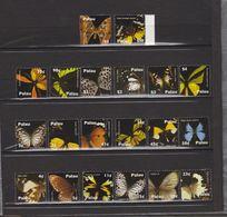 Palau YV 2321/40  N 2007 Papillons - Papillons