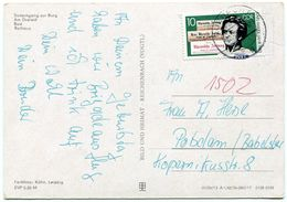 DDR - Postcard - Carte Postale - [6] Democratic Republic