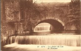 SPA - Les Chutes Du Lac De Warfaaz - N'a Pas Circulé - Edit. Photo Belge Lumière - Spa