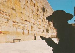 CARTOLINA - POSTCARD - ISRAELE  - JERUSALEM - WESTERM. WALL. - Israele