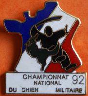 Z  665 ).....BRIGADE CANINE  /CHIEN MILITAIRE / .CHAMPIONNAT NATIONAL DU  CHIEN  MILITAIRE...92 - Unclassified