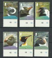 FALKLAND ISLANDS  2008  PENGUINS  SET  MNH. - Pinguïns & Vetganzen