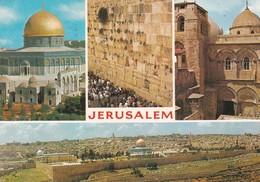 CARTOLINA - POSTCARD - ISRAELE  - JERUSALEM - Israele