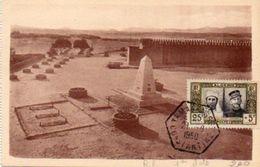 ALGERIE....TIMBRE 1ER JOUR..1950...FOUCAULD/LAPERRINE......LOT F2886 - Cartoline Maximum