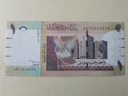 1 Pound 2006 - Soudan