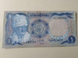 1 Pound 1981 - Soudan