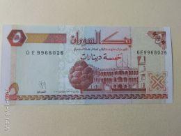 5 Pound 1993 - Sudan