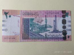 20 Pounds 2006 - Sudan
