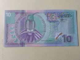 10 Gulden 2000 - Surinam