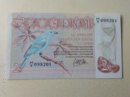 2 1/2 Gulden 1985 - Suriname