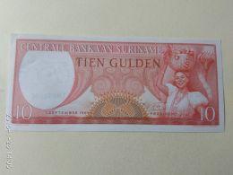 10 Gulden 1963 - Surinam