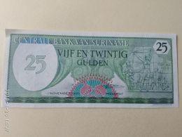 25 Gulden 1985 - Suriname
