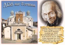 01 ARS SUR FORMANS - MULTIVUES - LE SAINT CURE D'ARS - PETITE BIOGRAPHIE - Ars-sur-Formans