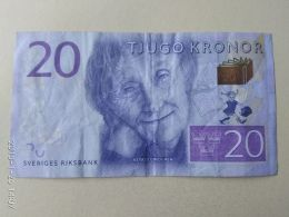 20 Kronor 2015 - Svezia