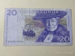 20 Kronor 1997 - Suède