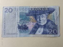 20 Kronor 1997 - Svezia