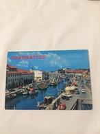 Cartolina-Rimini-Cesenatico-Porto Canale - Rimini