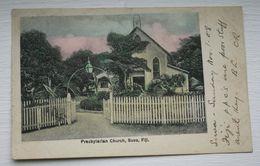 FIJI, Suva, Prebyterian Church,1908 - Fiji