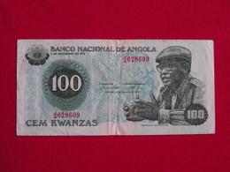 Angola - 100 Cem Kwanzas 1979 Pick 115 TTB / VF ! (CLN33 ) - Angola
