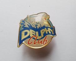Pin's Delphy Club - Animali
